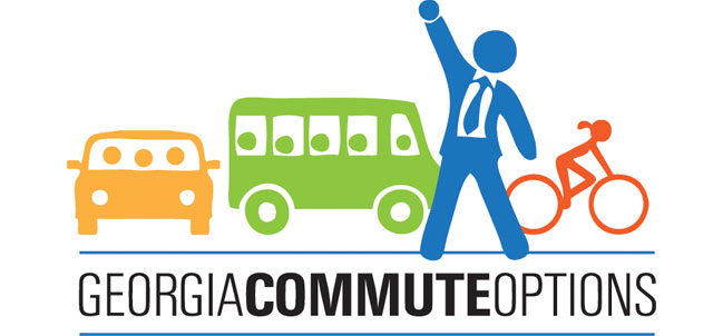 GA Commute Options logo